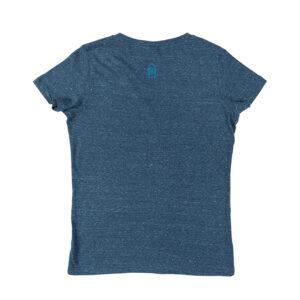 T-shirt V Neck NORDIC Big Puff
