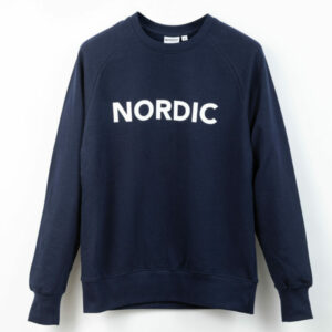 Sweater Nordic Big Navy